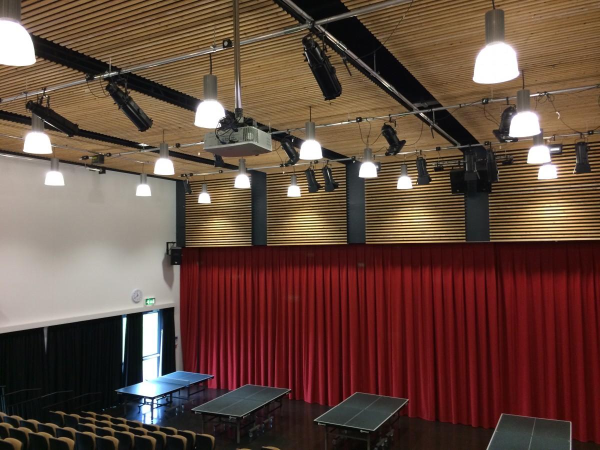 Theatre Main Hall