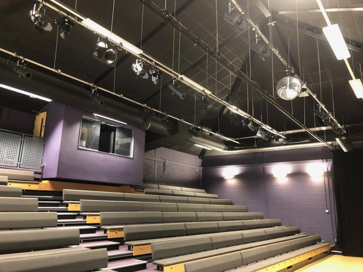 Drama Studio Servicing
