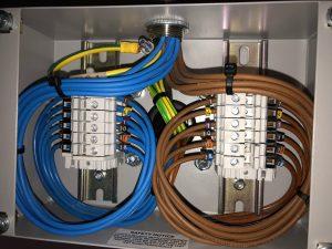 stage lighting wiring