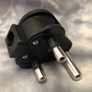 Permaplug 15Amp Plug with sleeved pins