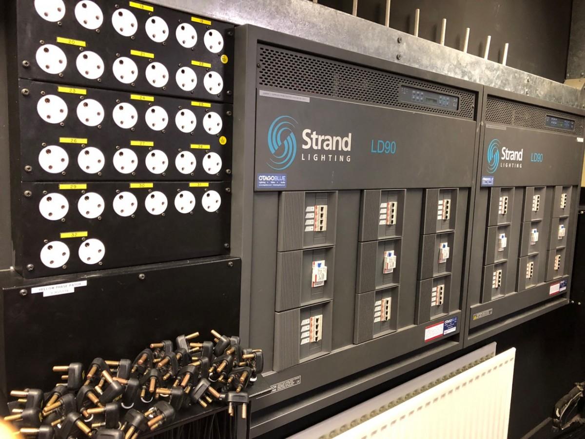 Strand LD90 Dimmer Service